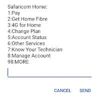 Safaricom home