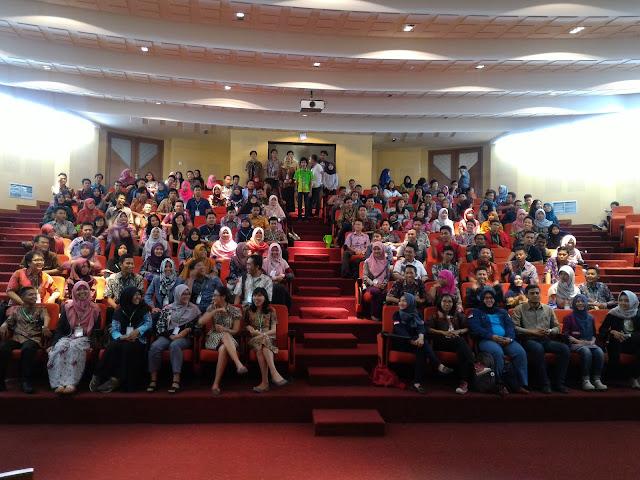 133 Peserta IES 2015 dari seluruh Indonesia