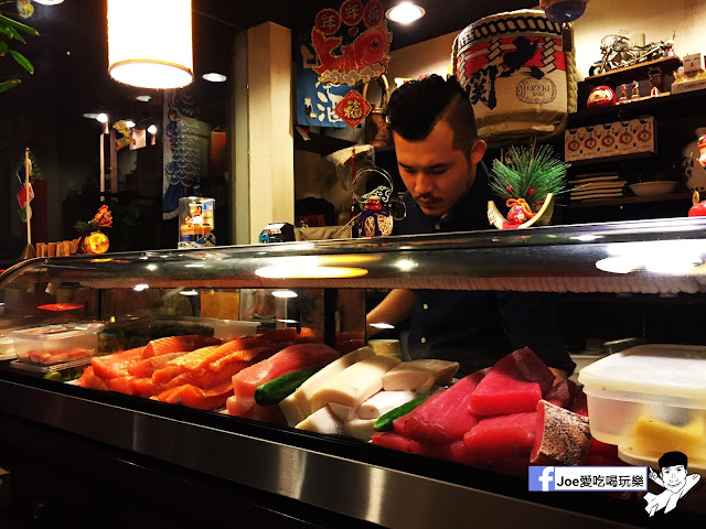 IMG 8844 - 【台中美食】 鱻屋 位於台中精誠路上的平價鮮魚蓋飯   絕對新鮮   海鮮丼飯  平價丼飯   精明商圈  