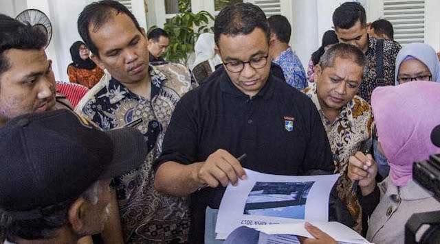 2 Tahun Menggelandang Korban Pengusuran Ahok, Markonah Mengadu ke Gubernur Anies