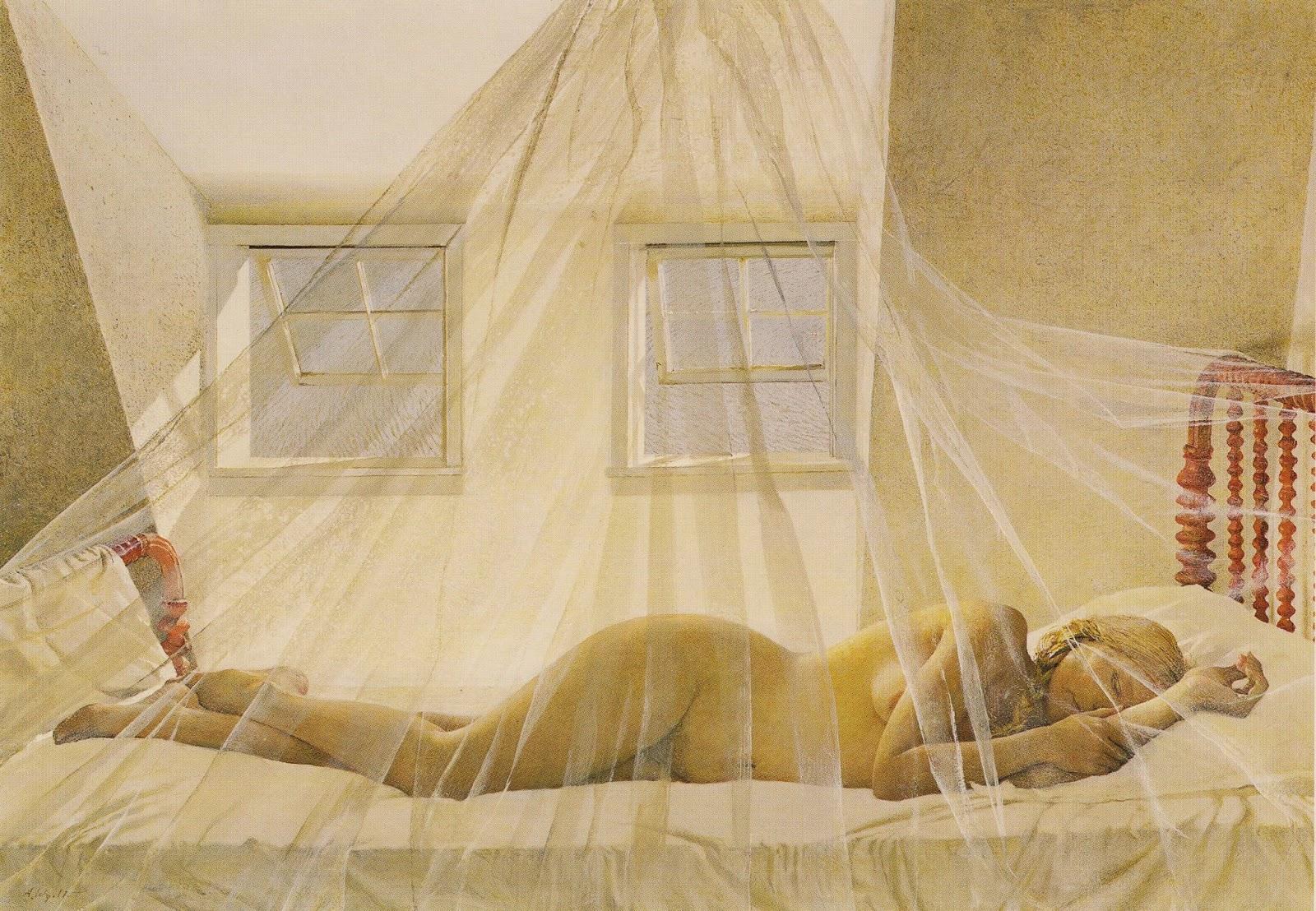 Andrew Wyeth Day Dream