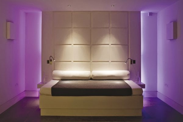 33 cool ideas for led ceiling lights and wall lighting fixtures 2018. Black Bedroom Furniture Sets. Home Design Ideas