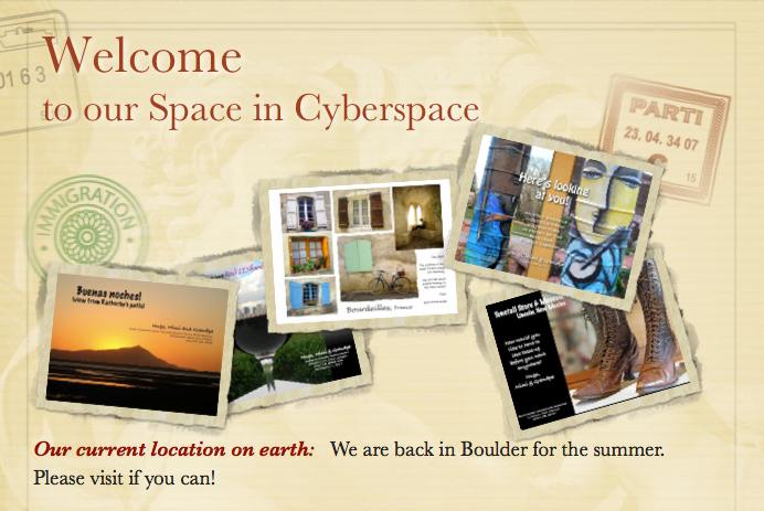 http://judeestalmack.com/Our_Space_in_Cyberspace/Home.html