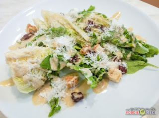 grilled caesar salad, Yummy All-Day Brunch Meals at Little Owl Cafe