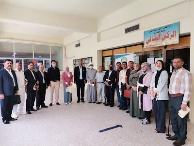 وحدة التعاون العلمي في جامعة البصرة تفتح افق التعاون مع المنظمات المجتمع المدني