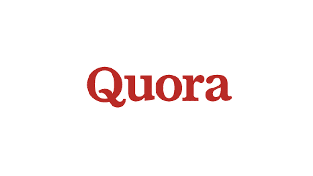 quora homepage