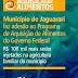 MUNICÍPIO DE JAGUARARI FAZ ADESÃO AO PROGRAMA DE AQUISIÇÃO DE ALIMENTOS DO GOVERNO FEDERAL