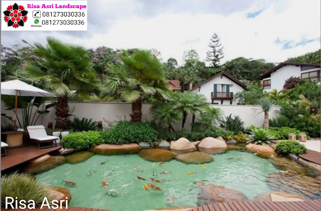 surabaya gresik sidoarjo, JASA PEMBUATAN KOLAM KOI  kolam koi / kolam hias juga sangan cocok untuk menambah nilai kemewahan dan keindahan sebuah bangunan, dengan suara gemricik air