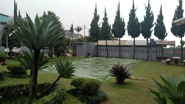 Villa Osmond Lembang | Tempat Gathering di Lembang