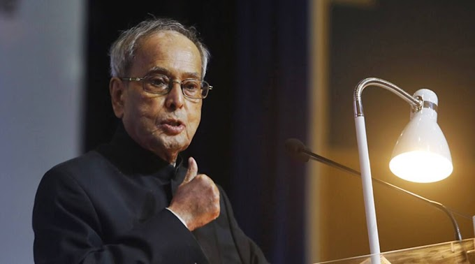 Pranab Mukherjee former president of this era, dies at 84. About president of India Shri Pranab Kumar Mukherjee.