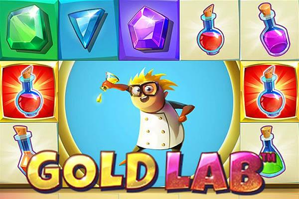 Main Gratis Slot Gold Lab (Quickspin)
