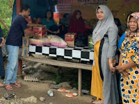 Asosiasi Pengembang Indonesia Gelar Aksi Peduli Korban Kebakaran di Pinrang