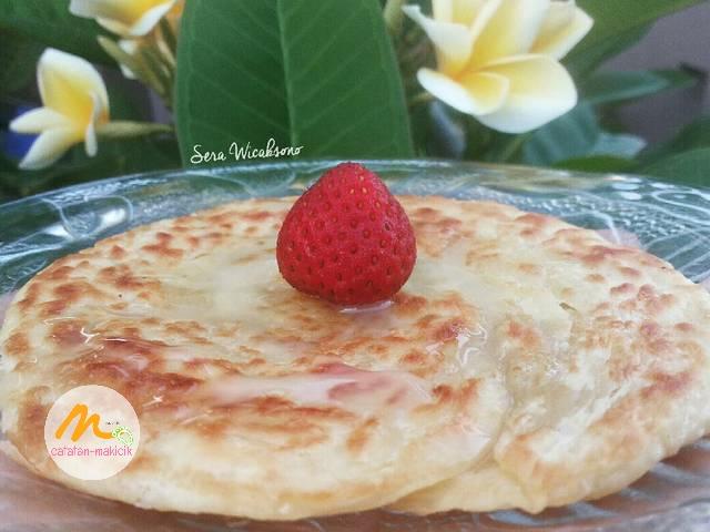 Roti Maryam khas Timur Tengah