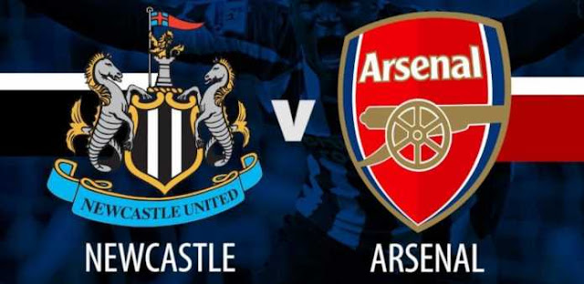 Newcastle vs Arsenal Live Stream Premier League 15.9.2018