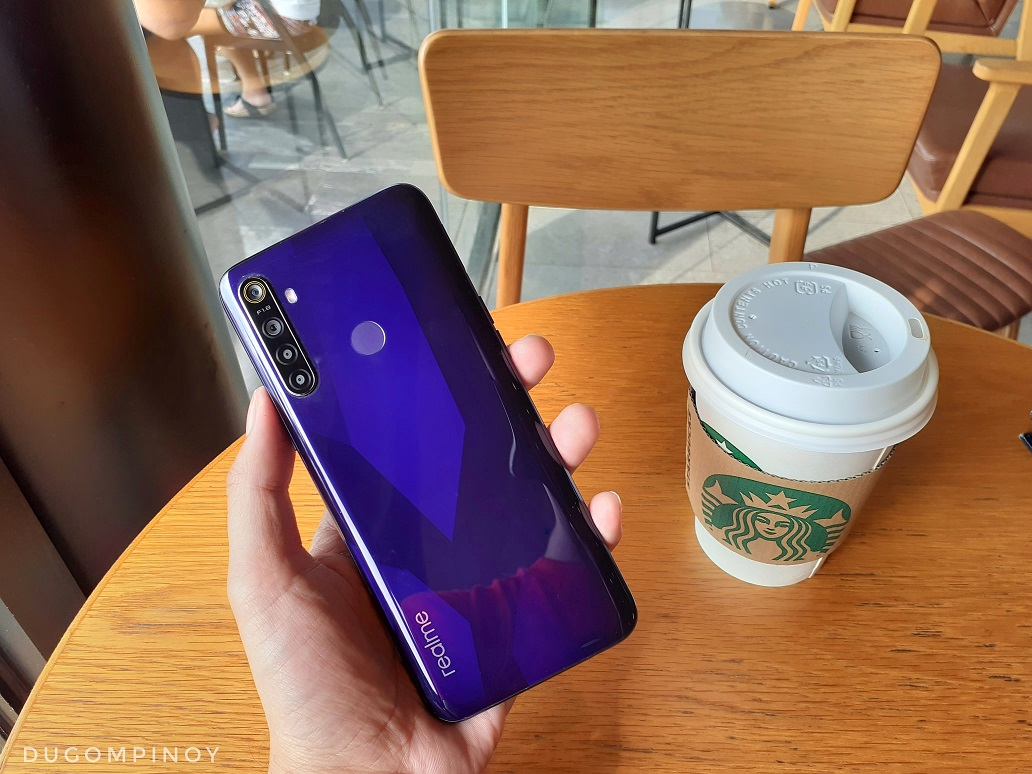 realme 5 hands on