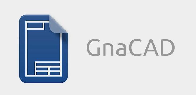 قم بتنزيل GnaCAD   تطبيق تصميم الخرائط لنظام الاندرويد