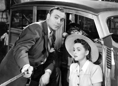 Hold Back The Dawn - Charles Boyer and Olivia de Havilland