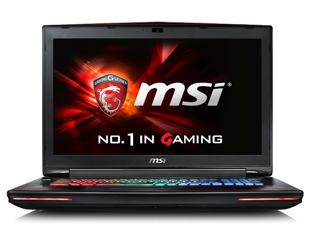 MSI GT72S DRAGON EDITION SERIES
