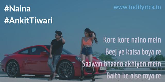 Mohe Chhal Gaya Naina Naino Se | Ankit Tiwari ft. Angela Krislinzki | Full Audio Song Lyrics with English Translation and Real Meaning