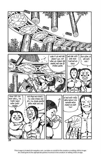 Chúa rừng Ta-chan chapter 20 trang 2