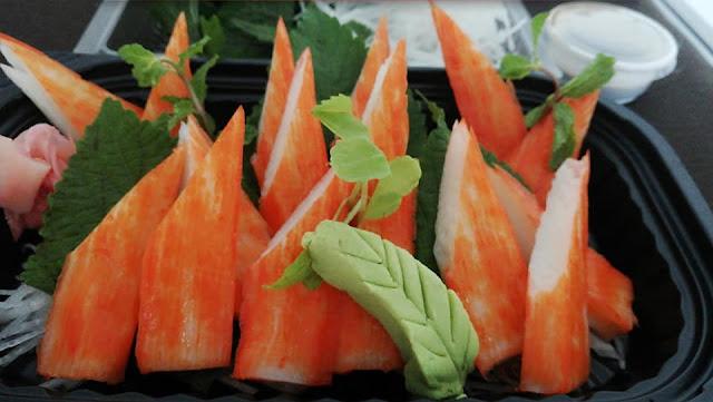 Sushi thanh cua Kani giao tan nha Da Nang - 0905762499 Mr.Huy