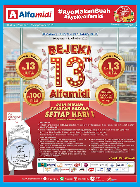 Promo Alfamidi Yogyakarta