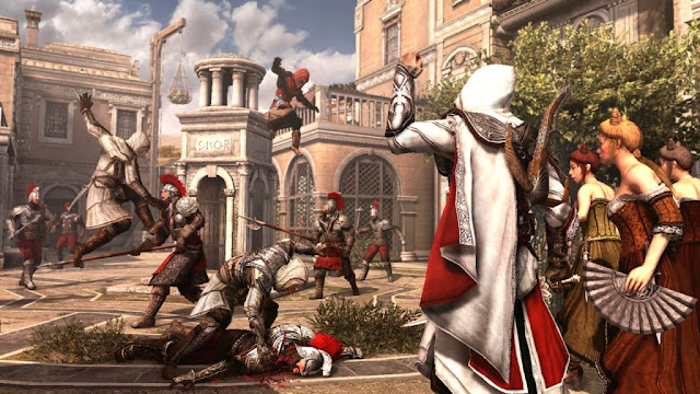 Assassin's Creed 1 Full PC Game Download - Torrent