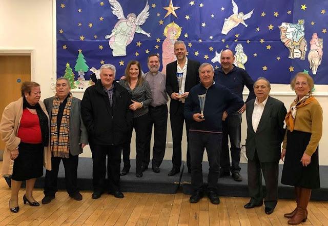Διαγωνισμός τάβλι στο Λονδίνο για την ενίσχυση της ομογενειακής ομάδας «St. Panteleimon FC»!