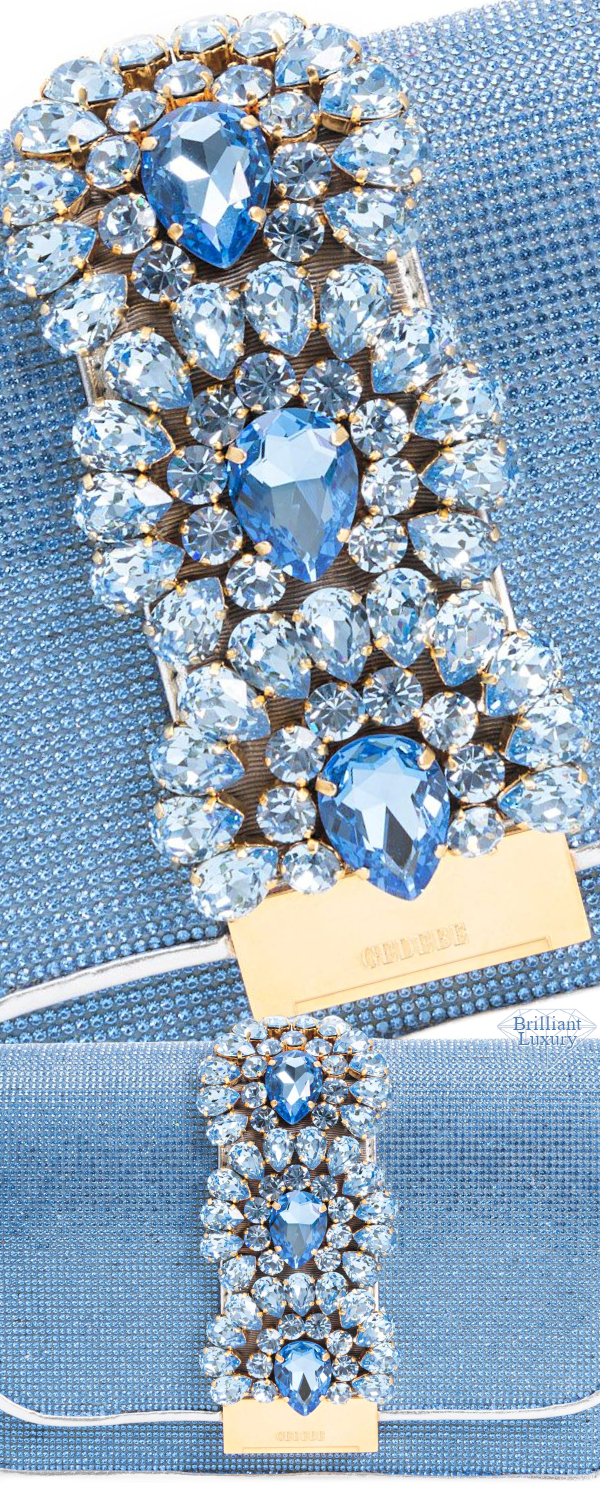 Brilliant-Luxury-Gedebe-Cliky-Crystal-Mesh-Light-Blue-Sapphire-Clutch-bags-accessories-2019