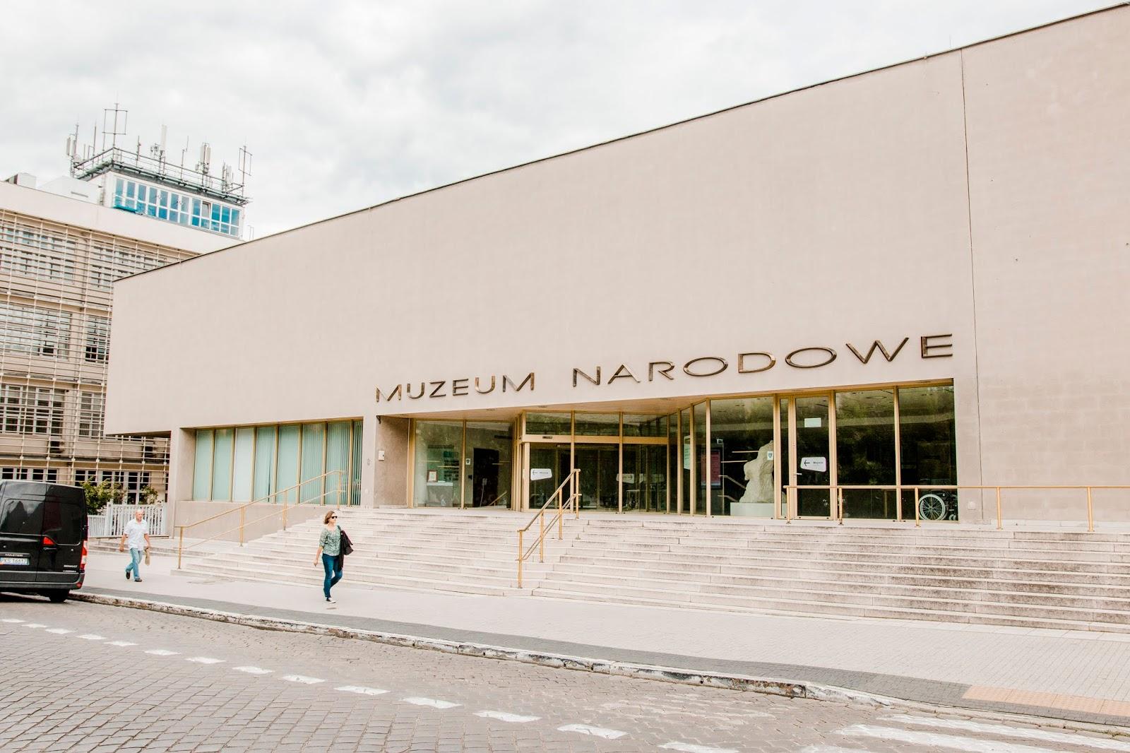 muzeum narodowe poznań