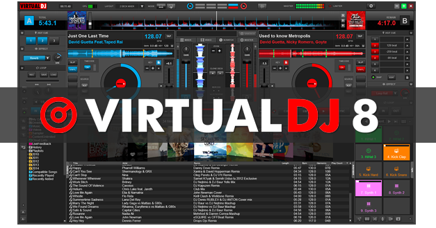 Baixar Virtual DJ Pro 2016 + Crack