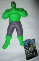 Tactile Toy Hulk for Sensory Issues in Children