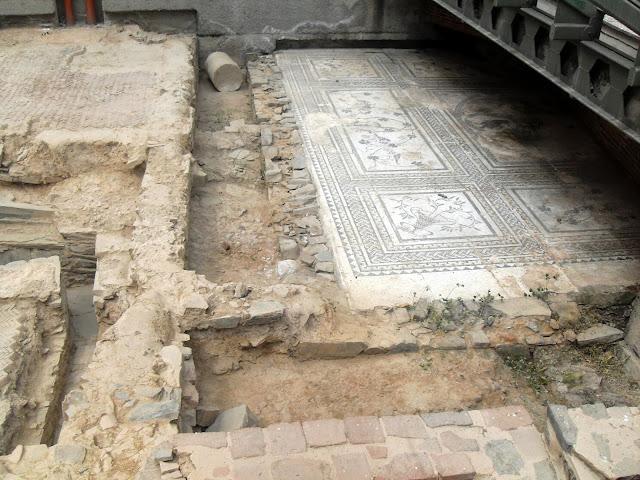 Mosaicos Romanos Astorga