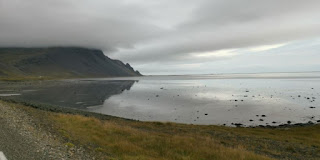 Reserva natural de Hvalnes, Islandia.