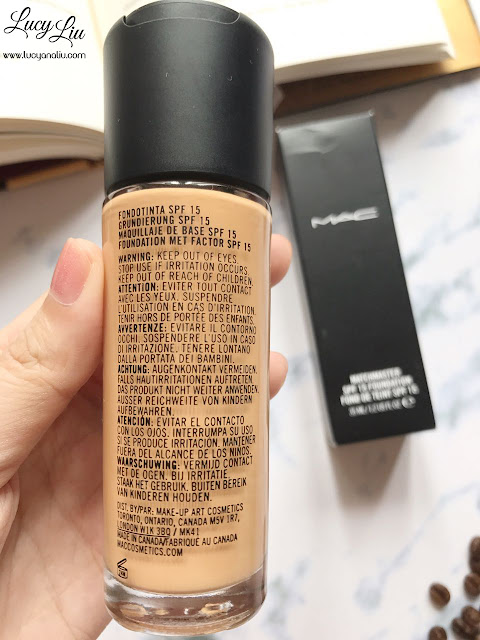 MAC Matchmaster SPF 15 Foundation Review