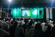 Ribuan Jama'ah dan Santri Meriahkan Acara Haul Ke-II TGH Ahmad Taqiuddin Manshur