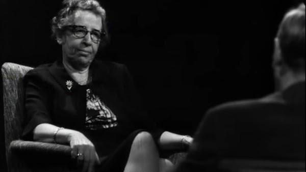 Entrevista a Hannah Arendt  | Subtitulada al español