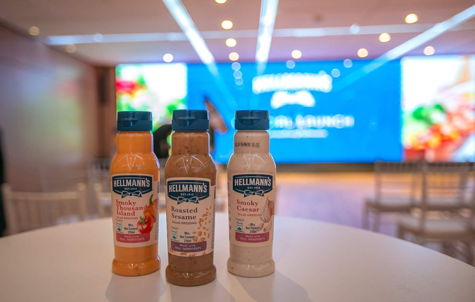 [Review] Hellmann's Makes Its Malaysian Debut With New Salad Dressing Range