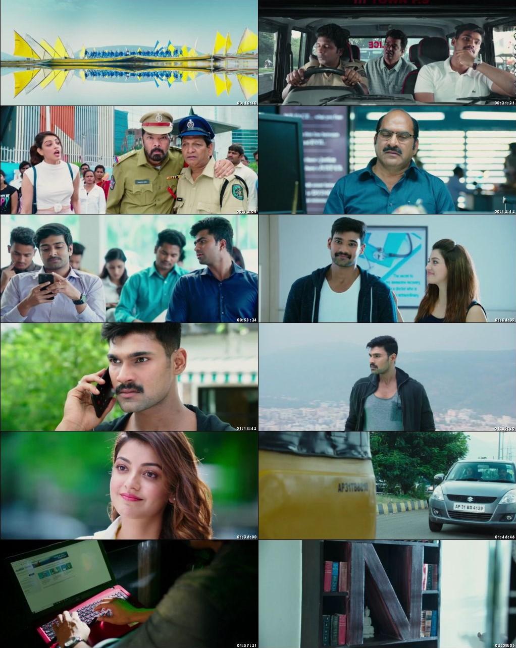 Kavacham 2018 Hindi Dubbed Movie Online Watch