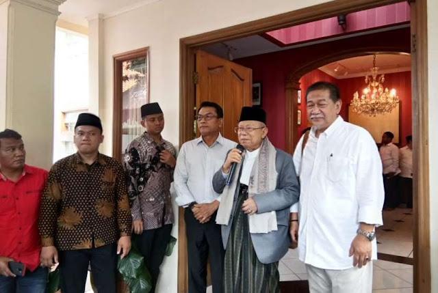 Deddy Mizwar Ungkap Alasan Bergeser ke Kubu Jokowi-Ma'ruf