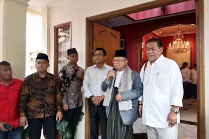 Ternyata Begini Alasan Deddy Mizwar Bergeser Ke Kubu Jokowi-Ma'ruf