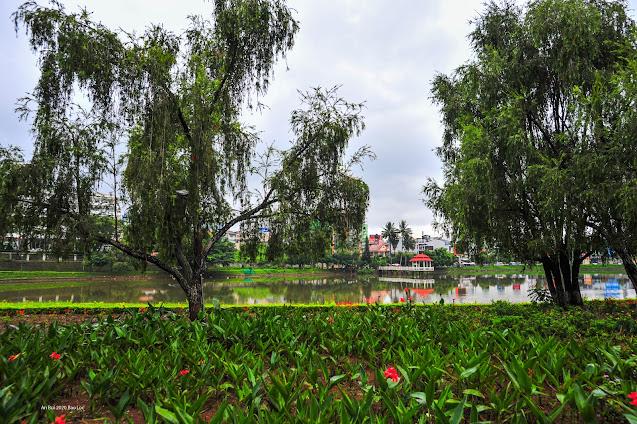 Tham quan Hồ Đồng Nai (Hồ Bảo Lộc)