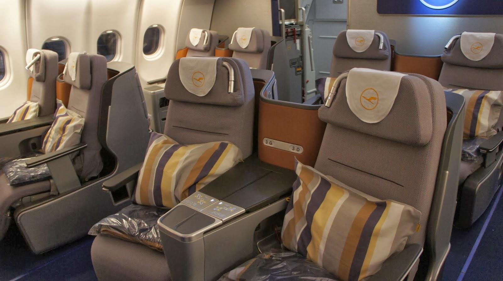 hotelholic: 德航紐約-慕尼黑商務艙(Lufthansa Business Class: New York JFK-Munich)