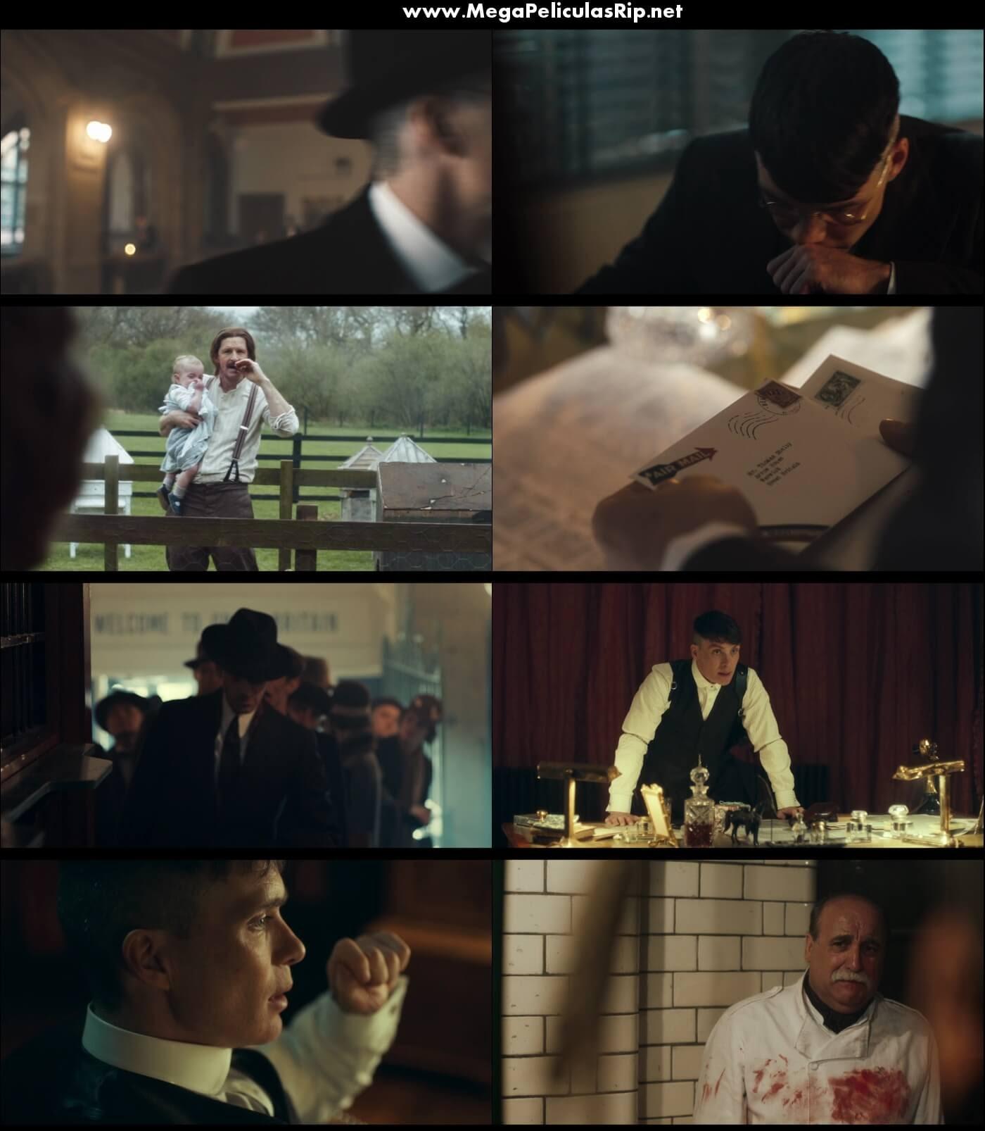 Peaky Blinders Temporada 5 1080p Latino
