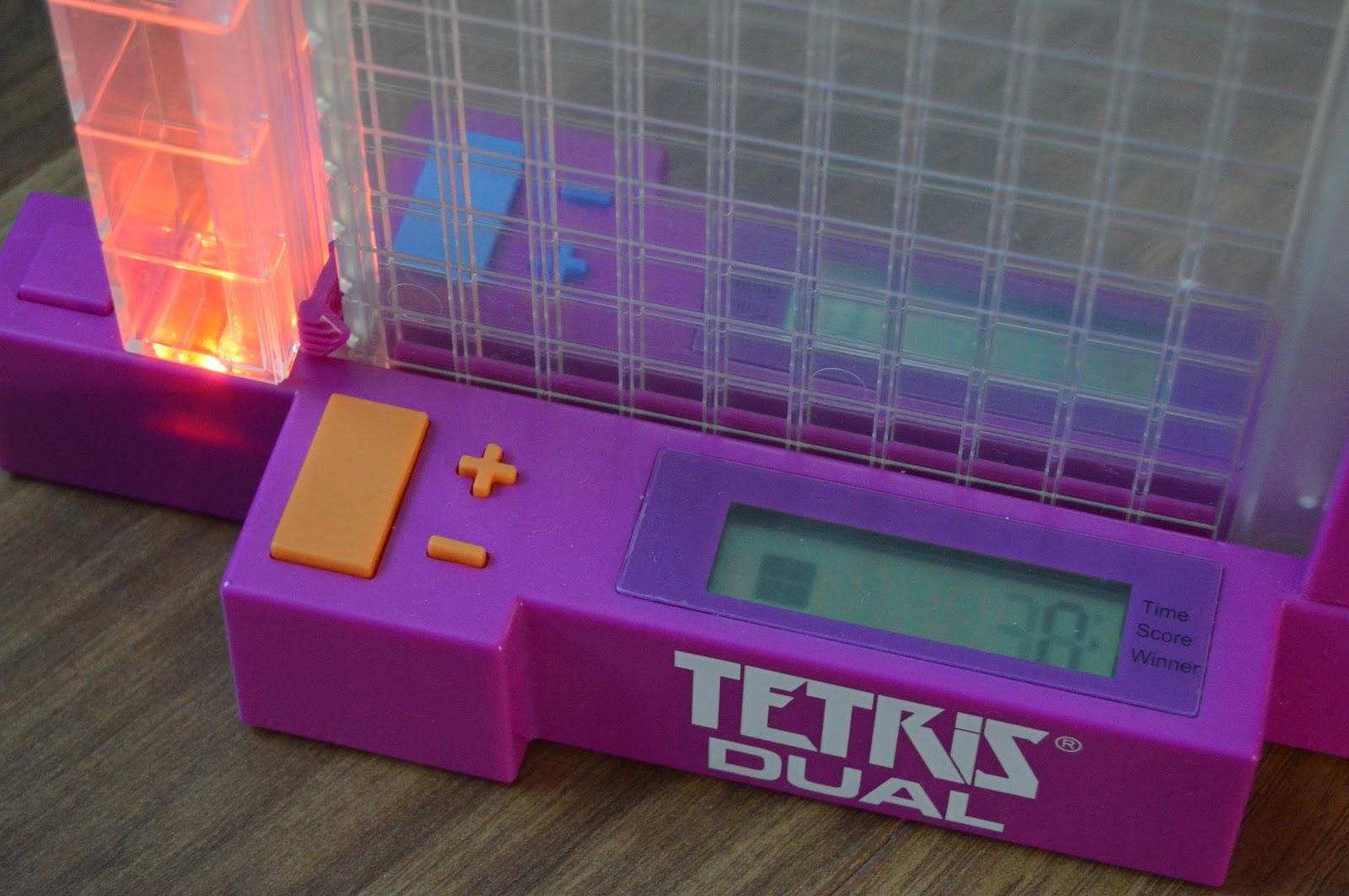 Tetris game and Tetris Card game