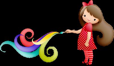 Resultado de imagen de niña coloreando