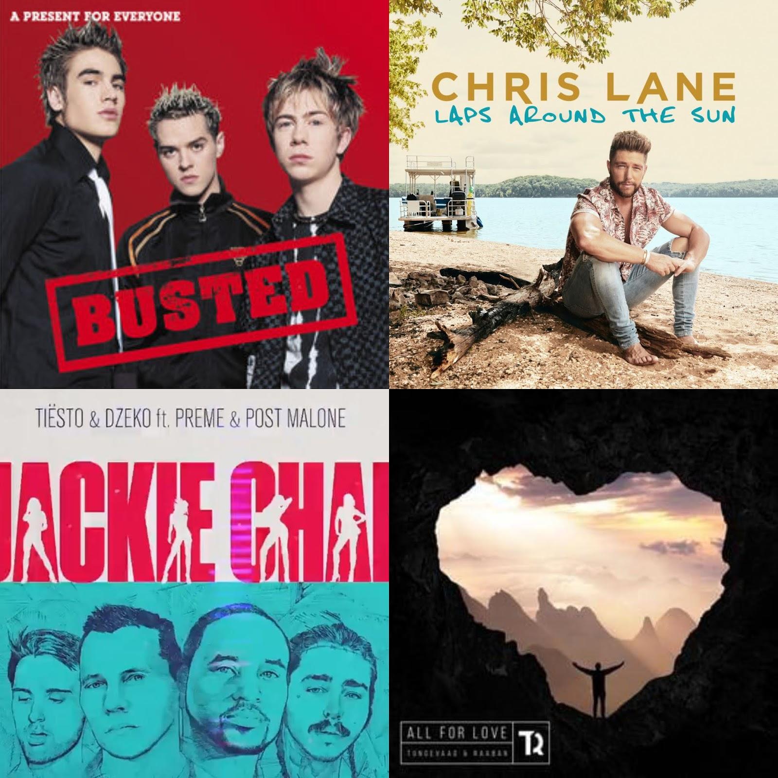 What I've Been Listening To 🎧| September 2018