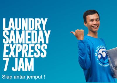 Laundry Bekasi Barat | Maulaundry