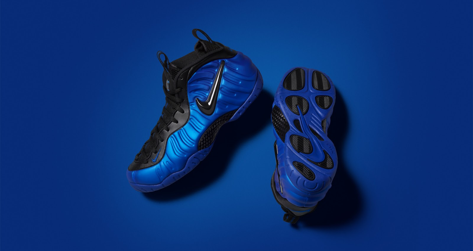 The pair will come in a colorway that Nike has dubbed \u0026quot;COBALT BLUE\u0026quot;. The shoes will feature an electric blue like color on the upper paneling with beautiful ...