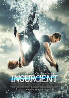 La serie Divergente: Insurgente<br><span class='font12 dBlock'><i>(The Divergent Series: Insurgent)</i></span>